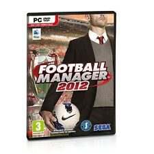 Football Manager 2012 (PC: Mac, 2011) - European Version