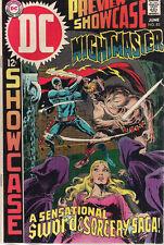 SHOWCASE #83 Nightmaster (1969) DC Comics Wrightson Kaluta Jeff Jones VG-FINE