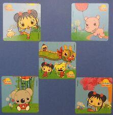 75 Ni Hao, Kai-lan Glitter - Large Stickers - Party Favors