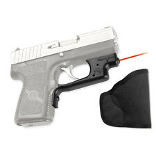 CRIMSON TRACE LG-437H LASERGUARD WITH POCKET HOLSTER FOR KAHR ARMS 9MM AND .40