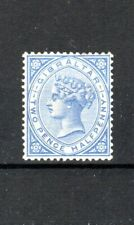 More details for gibraltar 1898 2 1/2d reissue in sterling currency mvlh