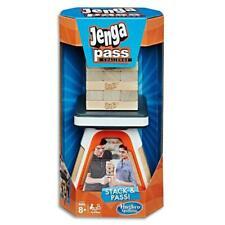 Hasbro Jenga Pass Challenge Board Game - E0585