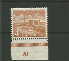"RAR Berlin 112 Bauten 1953 SR DZ ""Al"" sauber ** M€ 120 - 47-108"