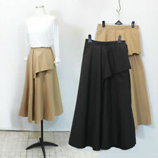 Cotton Blend A-Line Unbranded Hand-wash Only Skirts for Women