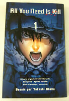 Manga All You Need is Kill VF  Tome 1  Envoi rapide et suivi