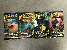 Pokemon TCG 4x Team Up Booster Pack Genuine Factory Sealed - 1 of each artwork
