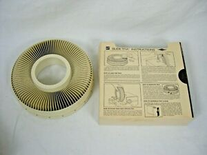 Vintage Rotary Slide Tray 100 2x2 for Sears, GAF Argus Keystone, Minolta, more