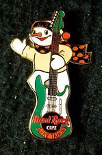 HRC Hard Rock Cafe Lake Tahoe Snowman Series No3 Telecaster LE