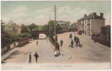 The Railway Station Fareham, F.G.O. Stuart 964 Postcard B813