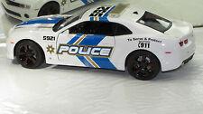 2010 CAMARO SS RS  POLICE CAR NEW I N  BOX RARE!!!!!