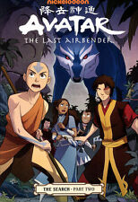 AVATAR LAST AIRBENDER VOL #5 TPB THE SEARCH PART TWO Dark Horse Comics TP