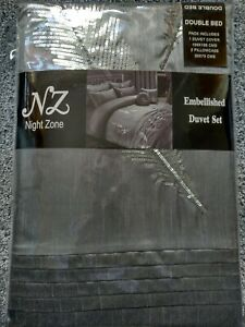 Night zone bedding Double bed