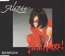 Alizée Maxi CD J'en Ai Marre ! (Remixes) - France (M/EX)
