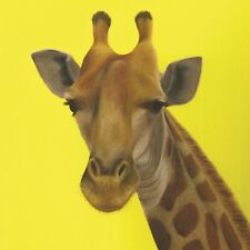 Blank greeting card - Giraffe