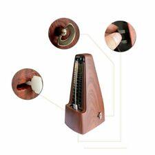 Aroma AM707 Metronome Mechanical - MAHOGANY