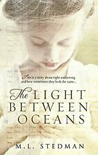 The Light Between Oceans, Stedman, M L, Used; Good Book