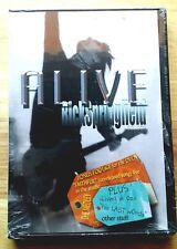 RICK SPRINGFIELD ALIVE DVD NEW SEALED
