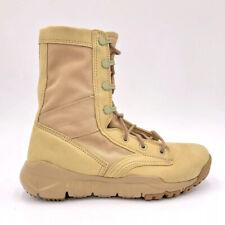 "NEW Nike SFB 8"" SFB Special Field Boot Military Khaki Desert 329798-221 Men SZ 4"