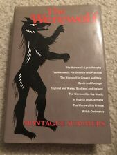 The Werewolf! by Montague Summers! Hardcover w/ Dust Jacket