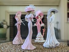 New ListingThomas Kinkade Figurines. Inspirations of Hope - Pink Ladies