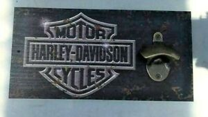 Bottle Top Opener - Harley Davidson