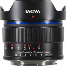 New listing Venus Laowa 10mm f/2 Zero-D Lens for Micro Four Thirds
