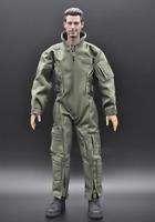 1/6 Scale Soldiers Clothes Modern Soldier US Special Forces Pilot Jumpsuit
