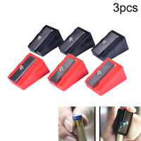 3pcs Cue Tip Shape Corrector Billiards Snooker Pool Tool Snooker Accessories HGU