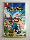 Mario Rabbits Kingdom Battle Nintendo Switch Game 2017 Rated E For Everyone