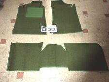 B23 - KIT SET TAPPETI IN MOQUETTE FIAT PANDA 30 45 4X4 750 1000 1100 1300 DIESEL