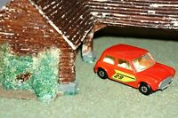 Matchbox Racing Mini No29 Red 1970 No box Nice paintwork