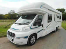 4 Sleeping Capacity Motorhomes 2009