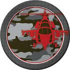 """Operation Camo Military Camouflage Kids Birthday Party 9"""" Paper Dinner Plates"""