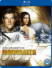 MOONRAKER - BLU-RAY - REGION B UK