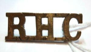 Shoulder title Royal Highland Regiment of Canada WW2