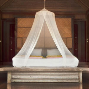 Elegant Bed Canapy High Quality Insect Net Mosquito Repeller Gauze Curtain Cover