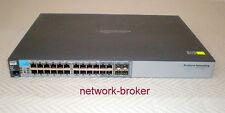 HP ProCurve Switch 2810-24G J9021A 24 port 10/100/1000 4 Ports Dual Purpose
