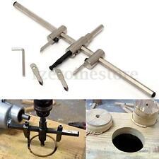 Adjustable 40mm-300mm Metal Wood Circle Cutter Hole Saw Drill Bit Kit Tool Set
