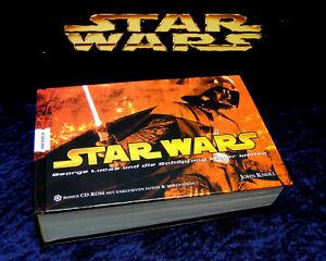 STAR WARS - George Lucas und die Schöpfung seiner Welten - mit Bonus CD-ROM