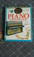 Piano & Keyboards  book  by A.Blackwood(Vintage 1992)