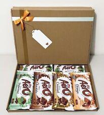 Aero Festive Chocolate Mint Orange Caramel Hamper Box XMAS LARGE BARS GIFT..