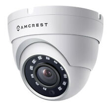 Amcrest 1080P True HD Weatherproof IP66 White Dome Camera for 1080P DVR System
