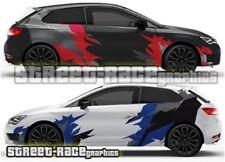 Seat Leon FR Cupra Rally 011 racing motorsport graphics stickers decals vinyl