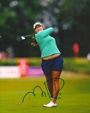 MIRIM LEE signed LPGA 8x10 photo with COA D