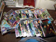 Valiant Comics Huge Lot Miscellaneous titles.  Titles in Description