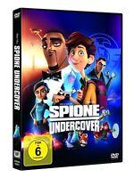 Spione Undercover (2020)[DVD/NEU/OVP] Animierte Agentenkomödie für die ganze