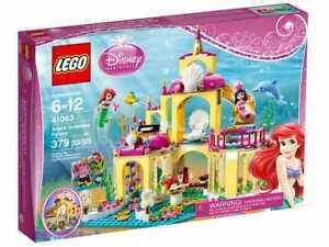 Lego 41063 Disney Princess Ariel's Undesea Palace The Little Mermaid