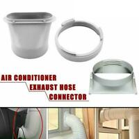 Exhaust Duct Interface Hose Tube Adaptor For Portable Air Tube 15CM O1Y4
