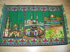 PRINT - WALL CARPET WITH PICTURE OF KABE - 98X144 CM  good condition and solid