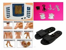 Electronic Tens EMS Pulse Massager Pain & Fatigue Relieve Slimming Machine